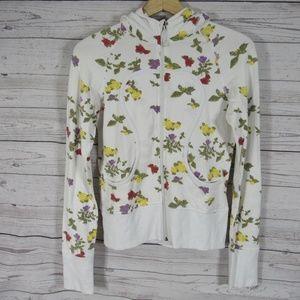 Lululemon Sweatshirt Womens Size 4 Full Zip